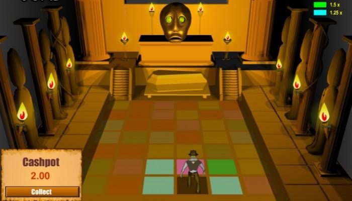 Игровой автомат Treasure Tomb