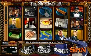 Игровой автомат The Slotfather